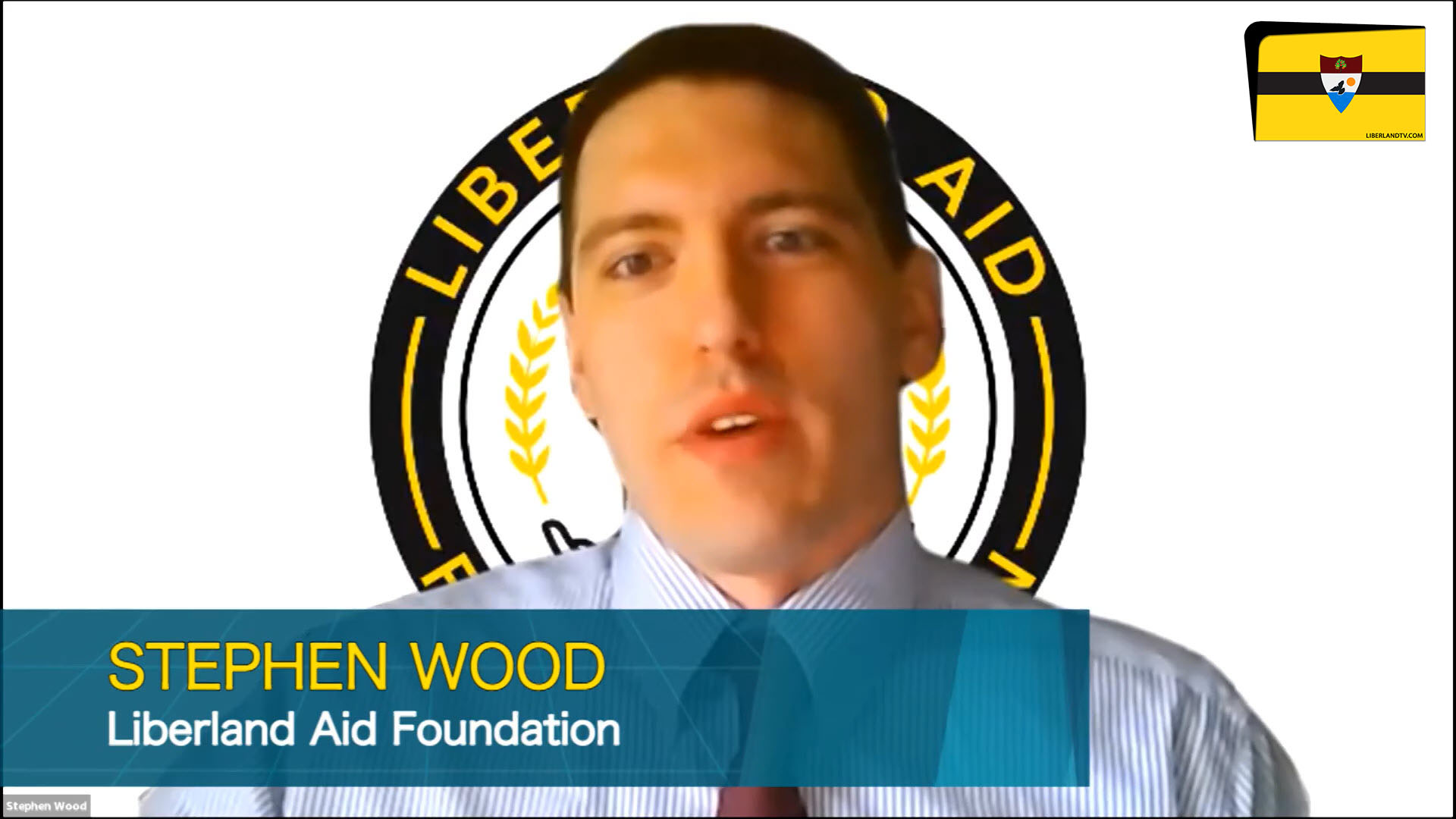 1 Liberland Aid Foundation Stephen Wood - 5th Anniversary Of Free Republic of Liberland in VR president of Liberland, Vít Jedlička Roger Ver bitcoin btc blockchain somnium space crypto 2