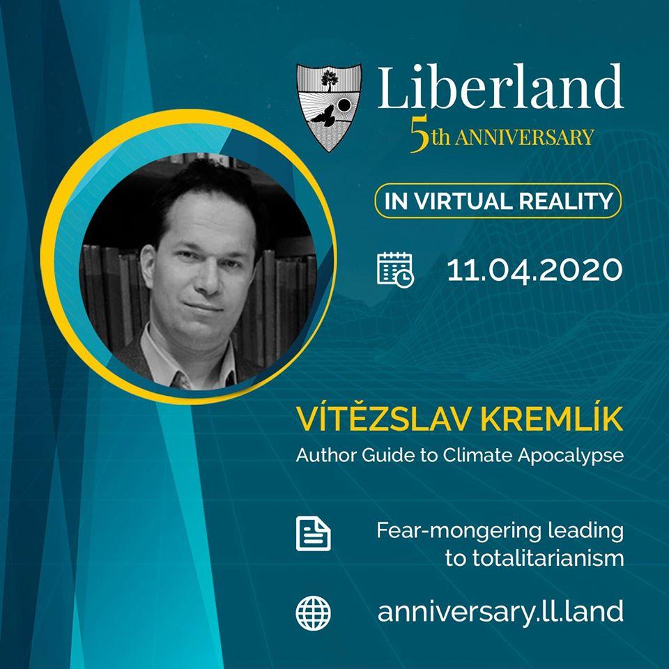 5th Anniversary Of Free Republic of Liberland in VR Vítězslav Kremlík bitcoin btc blockchain somnium space crypto