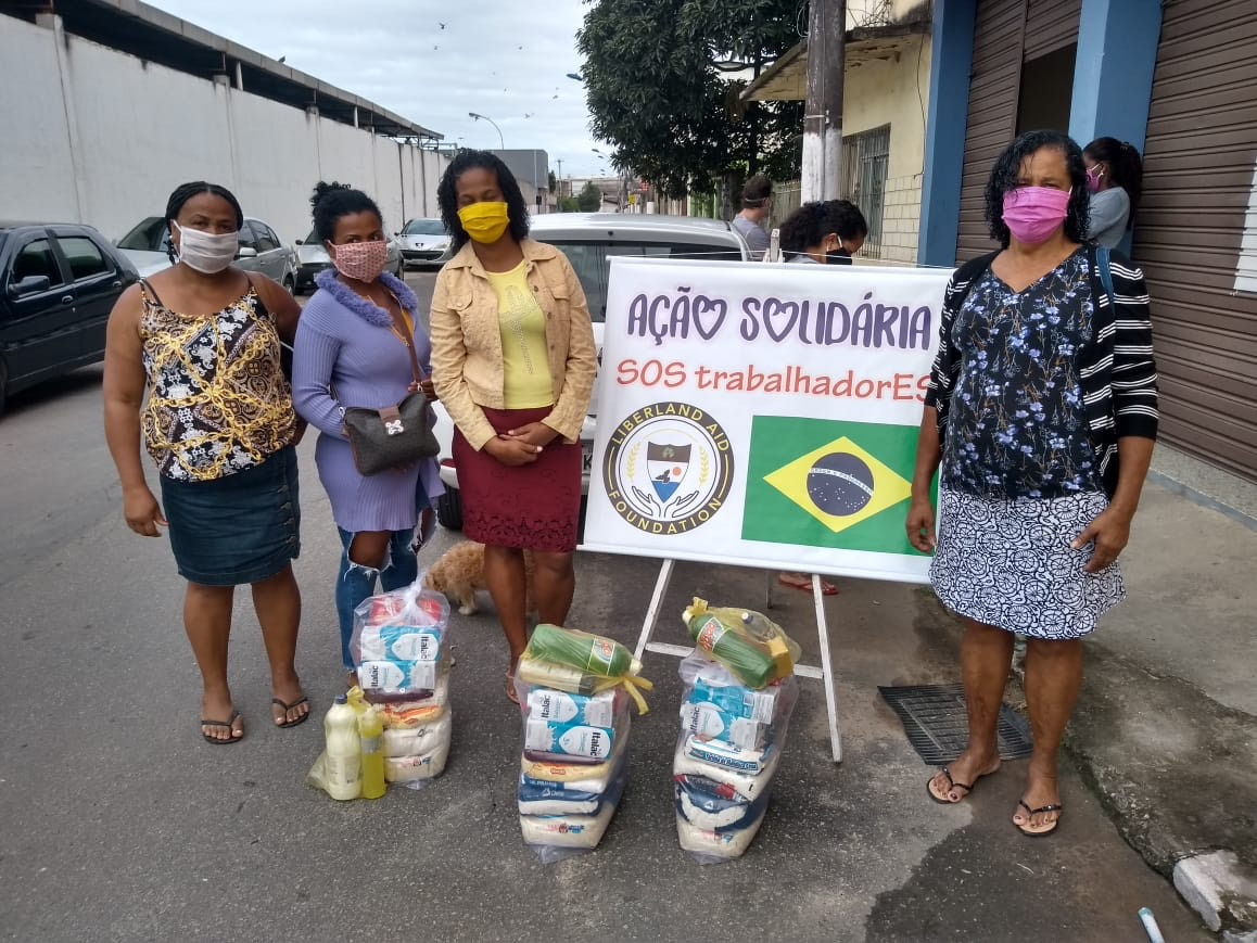 Liberland Aid Foundation and Sostrabalhadores 2