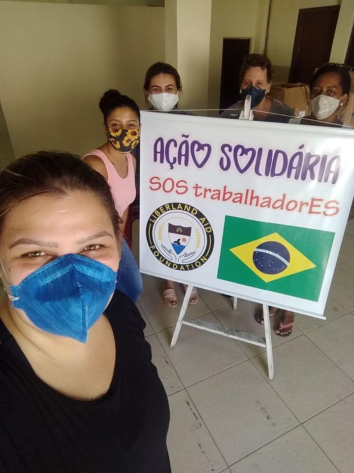Liberland Aid Foundation and Sostrabalhadores 3