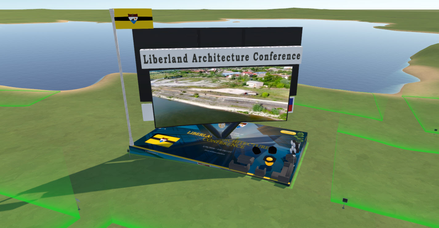 Liberland Architecture Conference - Free Republic of Liberland TV - 1