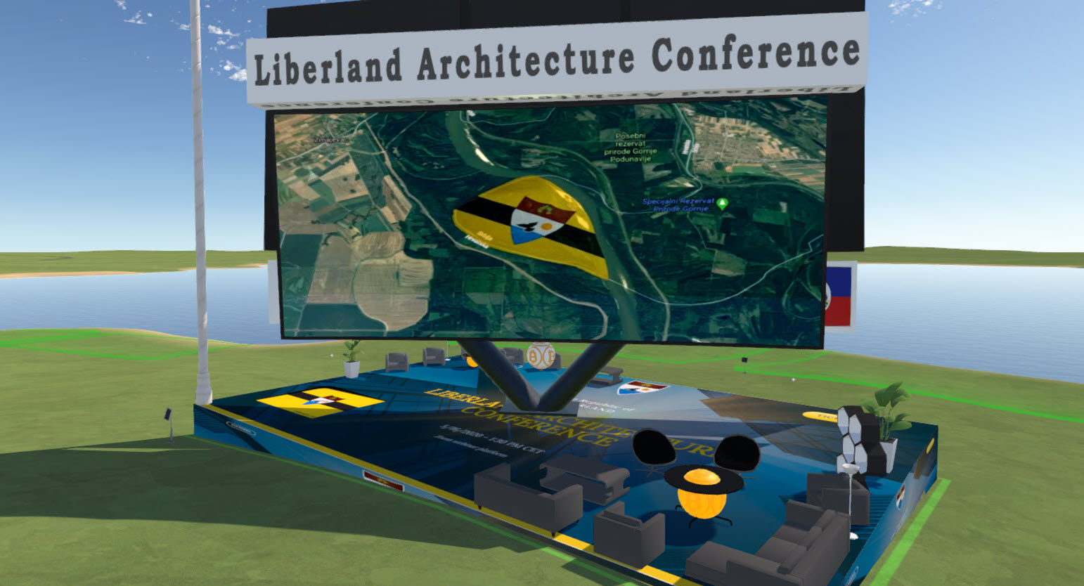 Liberland Architecture Conference - Free Republic of Liberland TV - 4