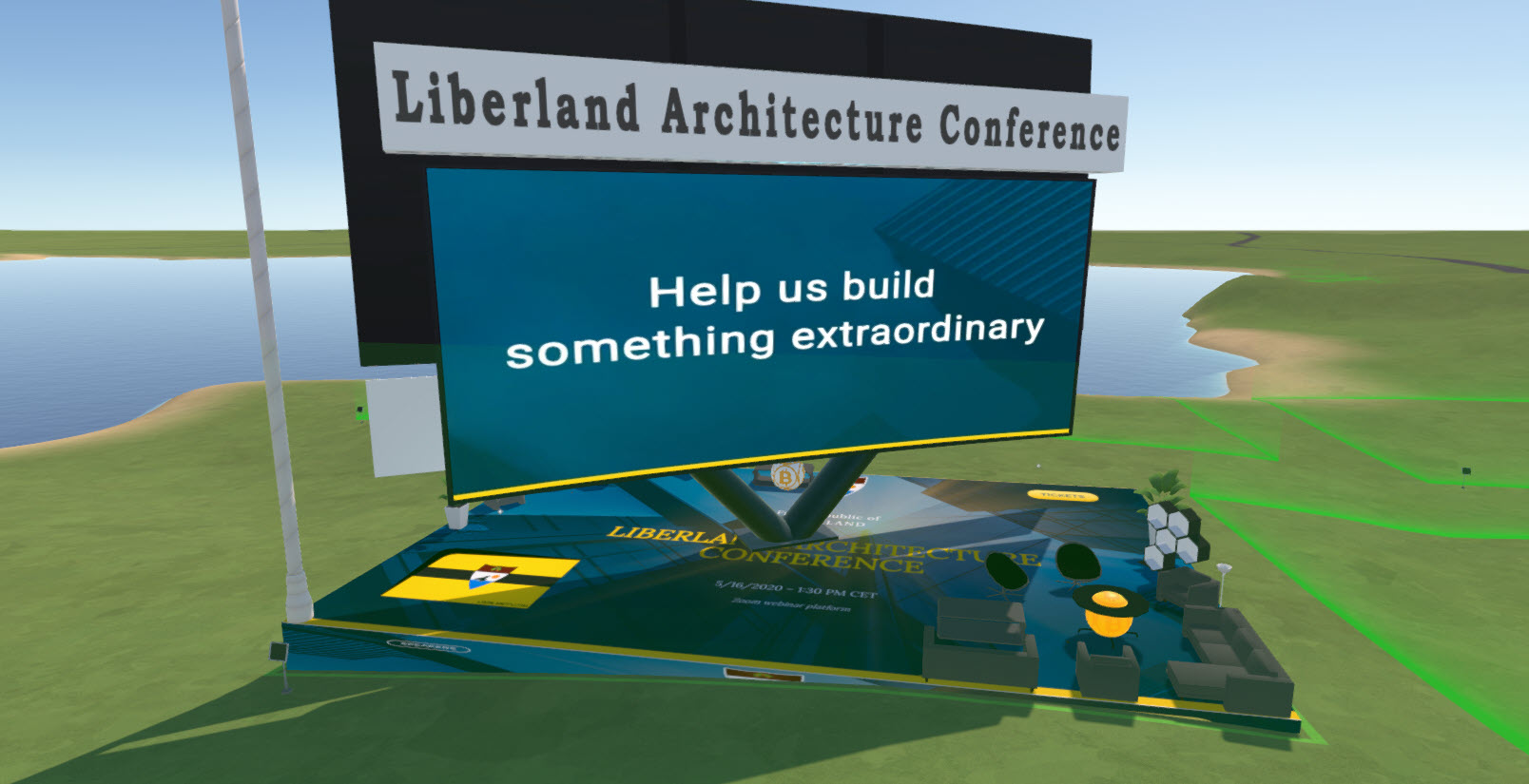 Liberland Architecture Conference - Free Republic of Liberland TV - 5