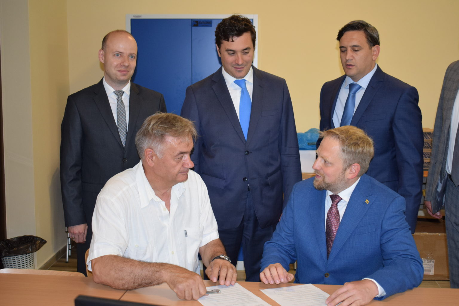 LIBERLAND BUILDS STRONG TIES WITH VOJVODINA PROVINCE Apatin Free Trade Zone Chamber of Commerce 2