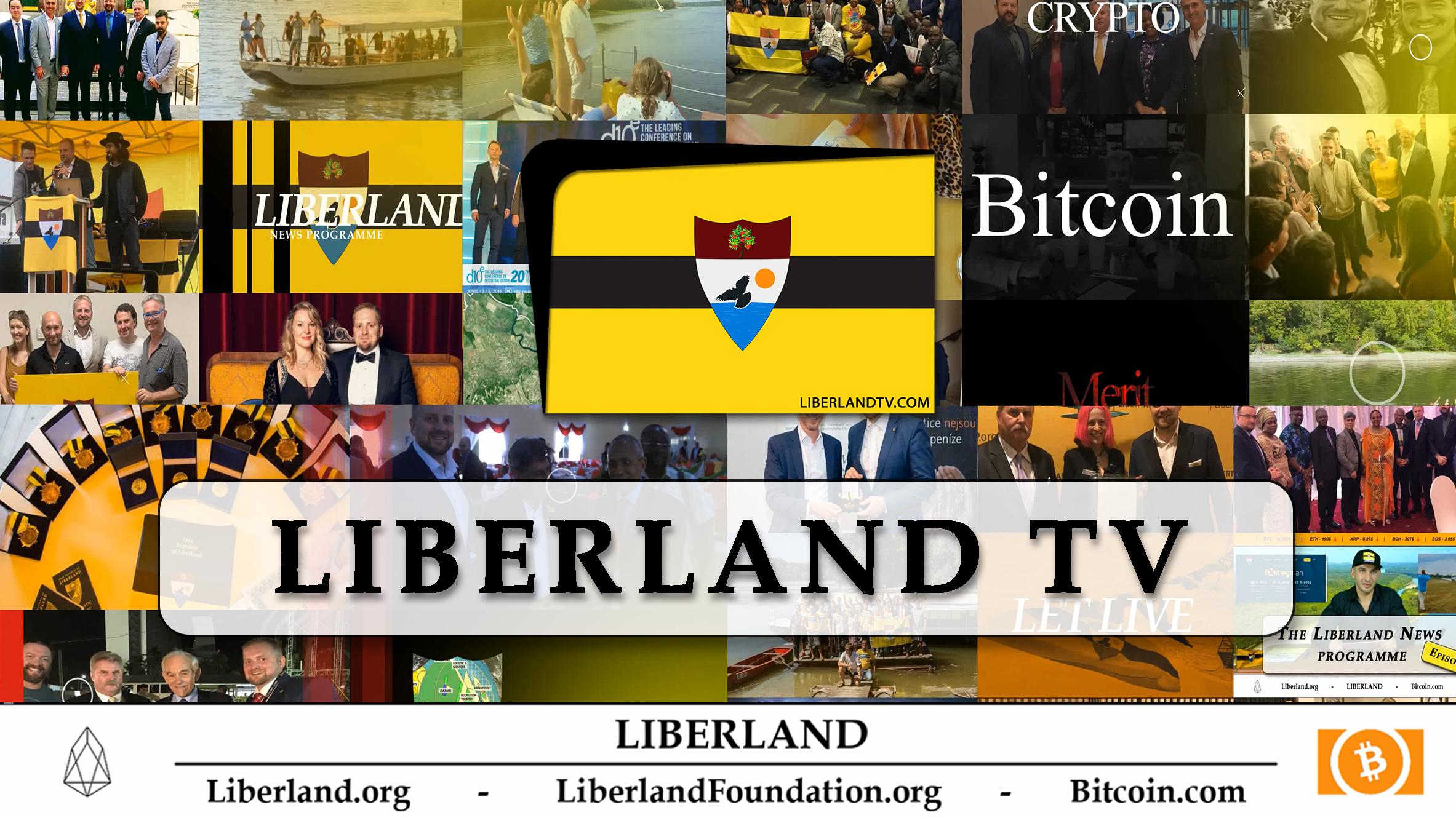 Liberland New Programme News Brochure Tv Free Republic of Liberland Libertarian bitcoin freedom liberty
